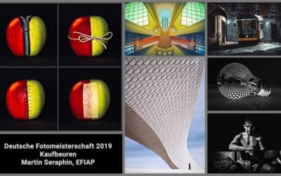 DEUTSCHE FOTOMEISTERSCHAFT 2019 ist entschieden